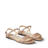 Jimmy Choo AADRA FLAT - image 3 of 5 in carousel