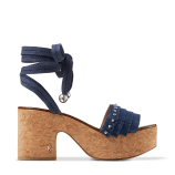Jimmy Choo ATHI 80 - image 1 of 5 in carousel