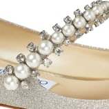 Jimmy Choo BAILY FLAT - image 4 of 5 in carousel