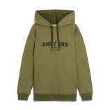Jimmy Choo JC COLLEGE-HOODIE - image 1 of 4 in carousel