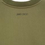 カルーセルの Jimmy Choo JC COLLEGE-SWEAT - 画像5の5