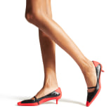 Jimmy Choo JC X MS MARY JANE PUMP - image 2 of 7 in carousel