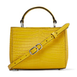 Jimmy Choo VARENNE TOP HANDLE MINI - image 7 of 7 in carousel