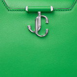 カルーセルの Jimmy Choo VARENNE TOP HANDLE M - 画像6の7