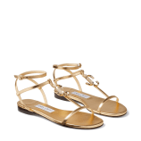 Jimmy Choo ALODIE FLAT - image 3 of 5 in carousel