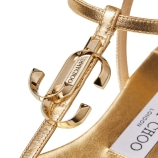 Jimmy Choo ALODIE FLAT - image 4 of 5 in carousel