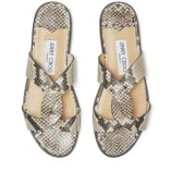 Jimmy Choo ATIA FLAT - image 5 of 5 in carousel