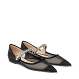 Jimmy Choo BAILY FLAT - image 3 of 5 in carousel