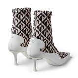 Jimmy Choo JC X MS SOCK ANKLE BOOT - image 5 of 6 in carousel