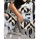Jimmy Choo JC X MS SOCK CALF BOOT - image 7 of 7 in carousel