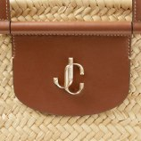 Jimmy Choo MACY TOTE - image 6 of 8 in carousel