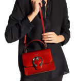 Jimmy Choo MADELINE SATCHEL/S - image 2 of 6 in carousel