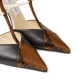 Jimmy Choo SAONI 100 - image 3 of 4 in carousel