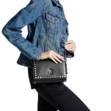 Jimmy Choo VARENNE CLUTCH - image 2 of 7 in carousel