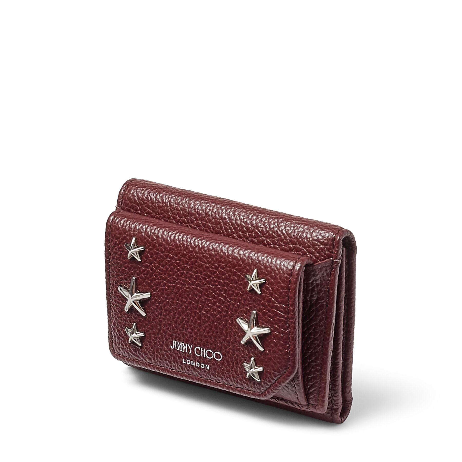JIMMY CHOO ミニ財布 の外装画像