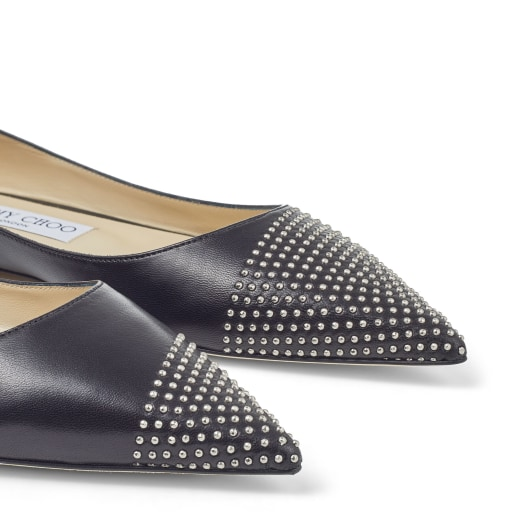 Jimmy Choo LOVE FLAT