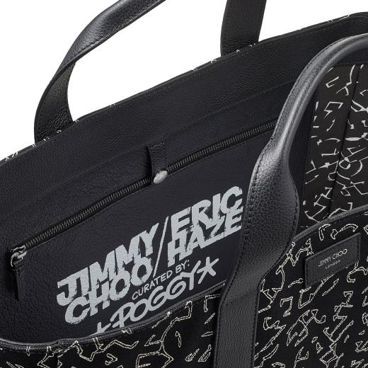 Jimmy Choo JC / ERIC HAZE SHOPPER TOTE/L