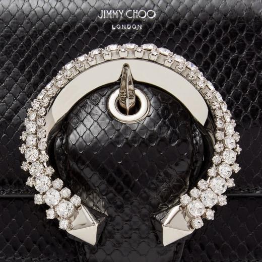 Jimmy Choo MADELINE SHOULDER BAG/S