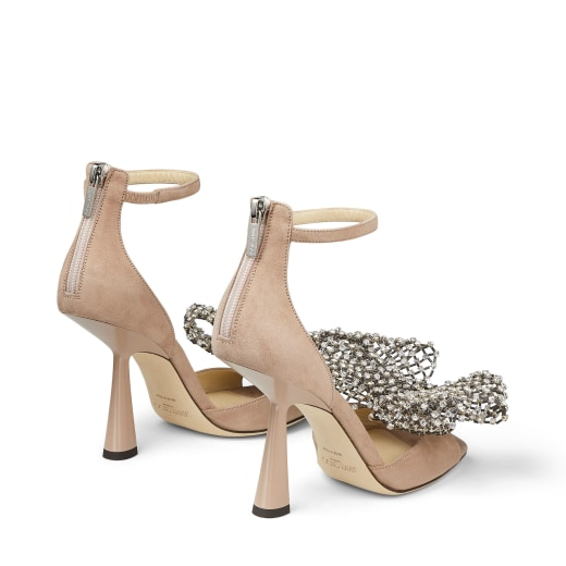 JIMMY CHOO Suedes MANA 100