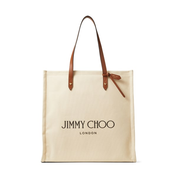 Jimmy Choo LOGO TOTE