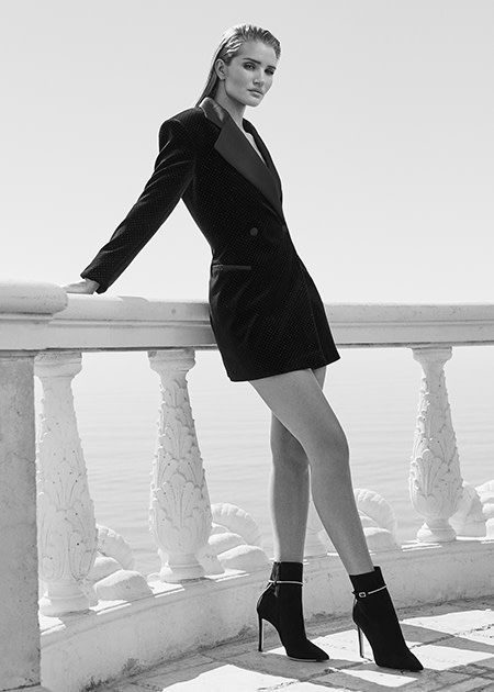 Rosie H-W wearing LEILLE 100