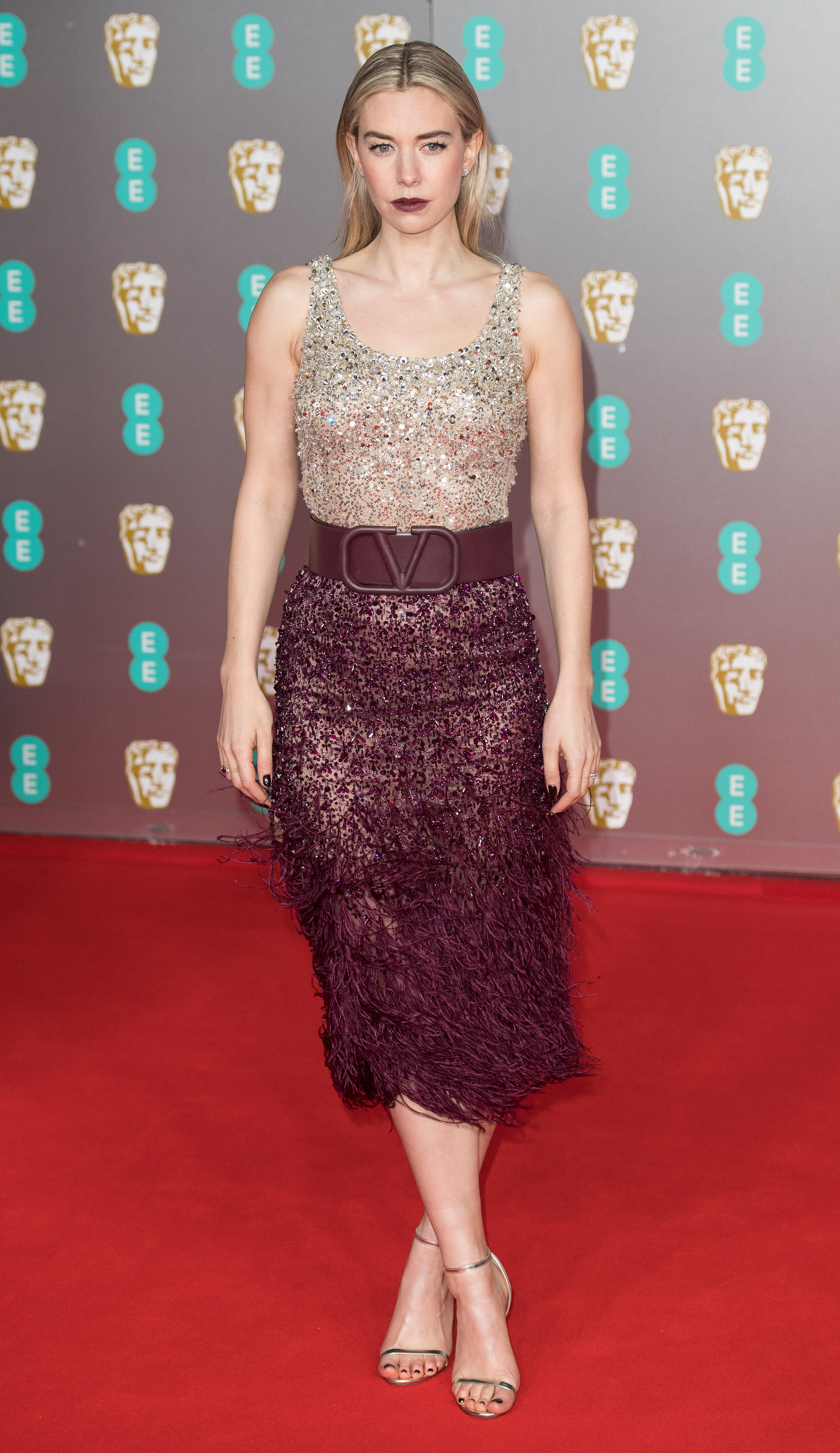 Vanessa Kirby wearing MINNY
