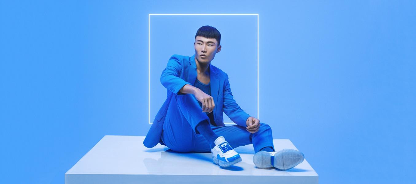 Jimmy Choo x YK Jeong Diamond