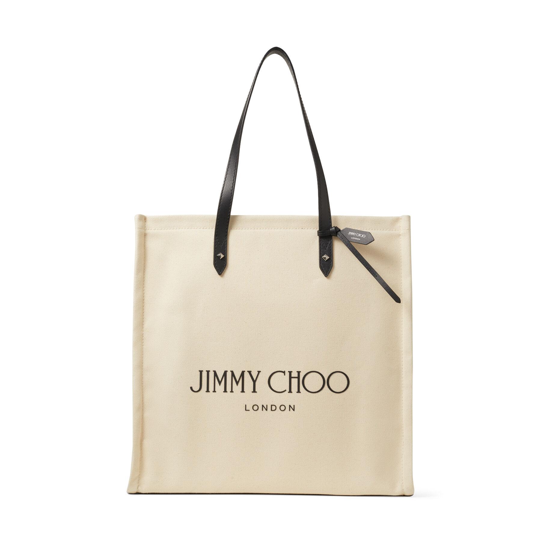 Jimmy Choo LOGO TOTE - image 7 of 8 in carousel