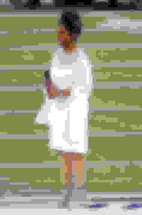 Gladys Knight wearing MARINDA