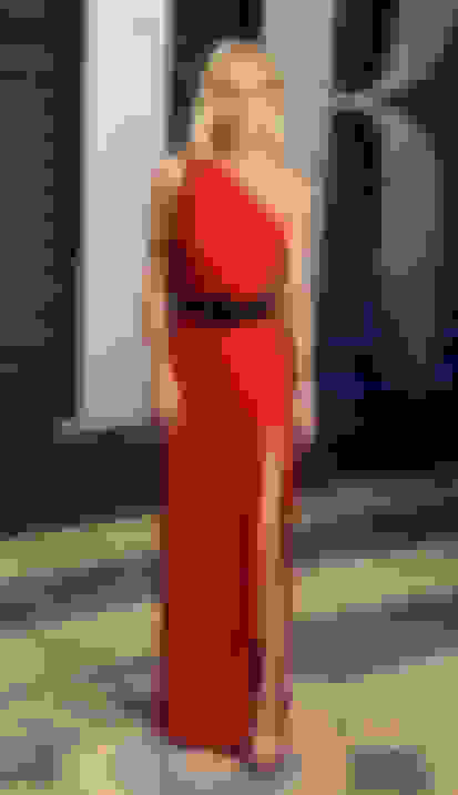 Brie Larson wearing MINNY