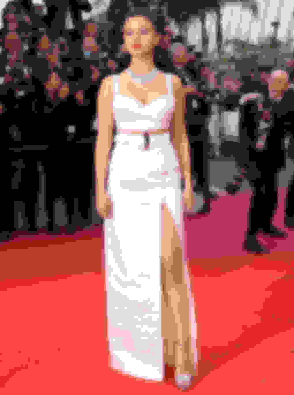 Selena Gomez wearing MISTY
