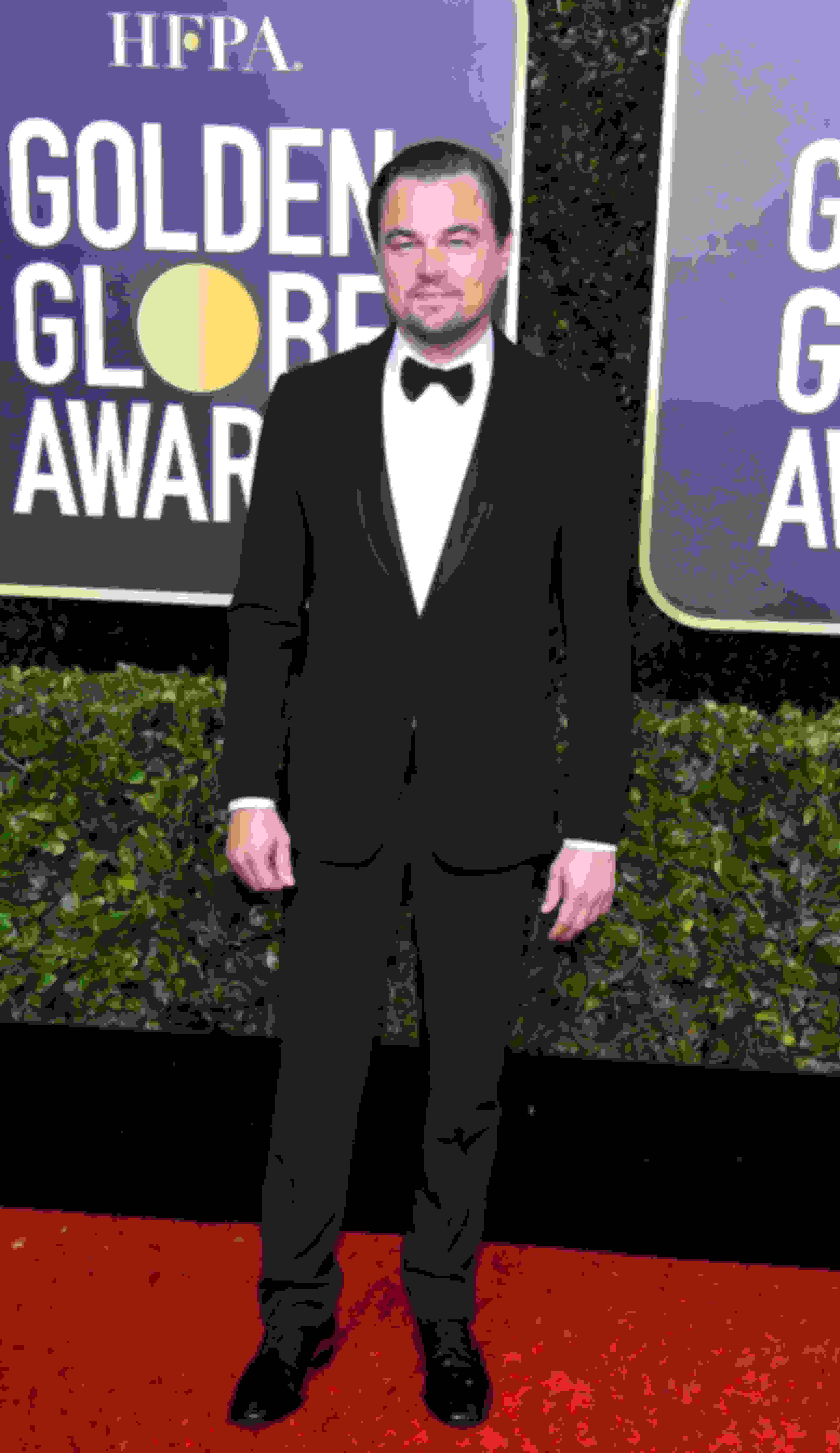 Leonardo DiCaprio wearing PENN