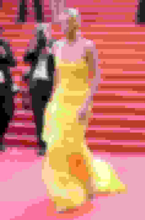 Charlize Theron wearing Minny