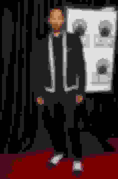 Jared Leto wearing Gentry