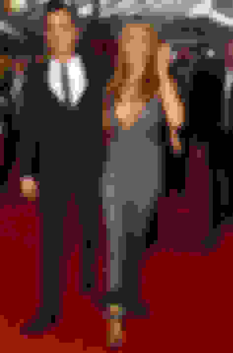 Jennifer Aniston wearing Claudette