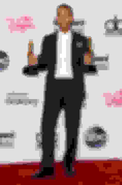 John Legend wearing Prescott