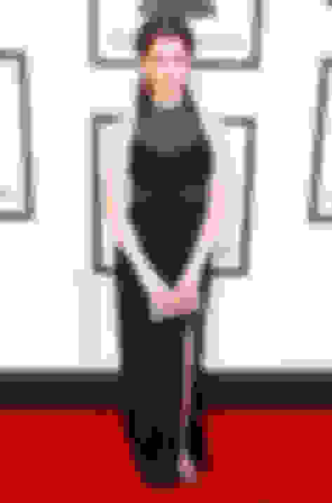 Anna Kendrick wearing Lumiere