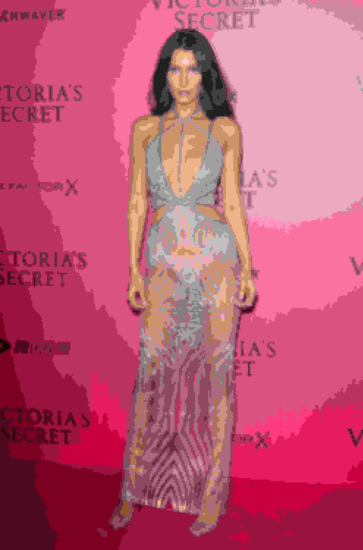 Bella Hadid wearing TIZZY