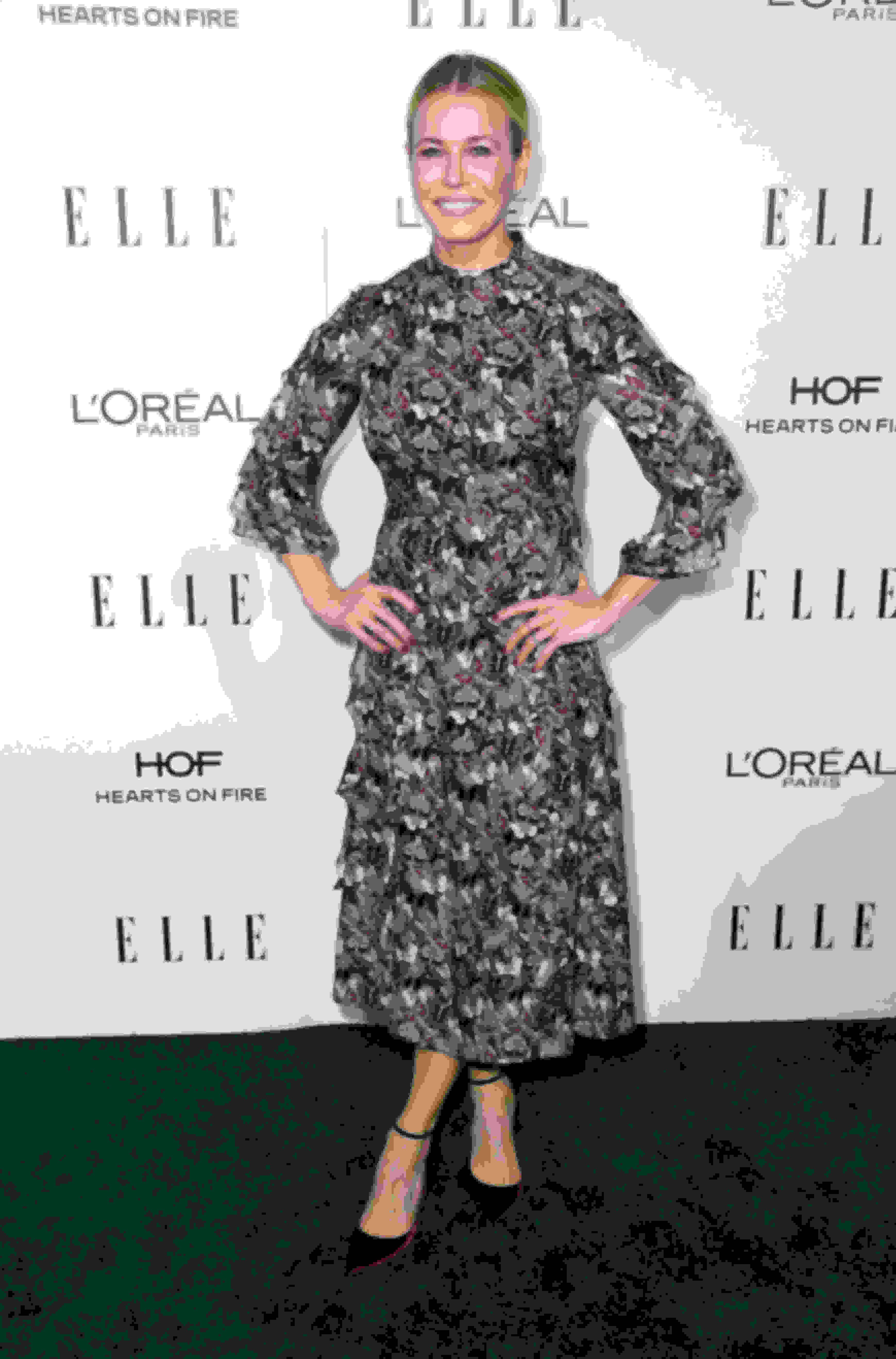 Chelsea Handler wearing LUCY