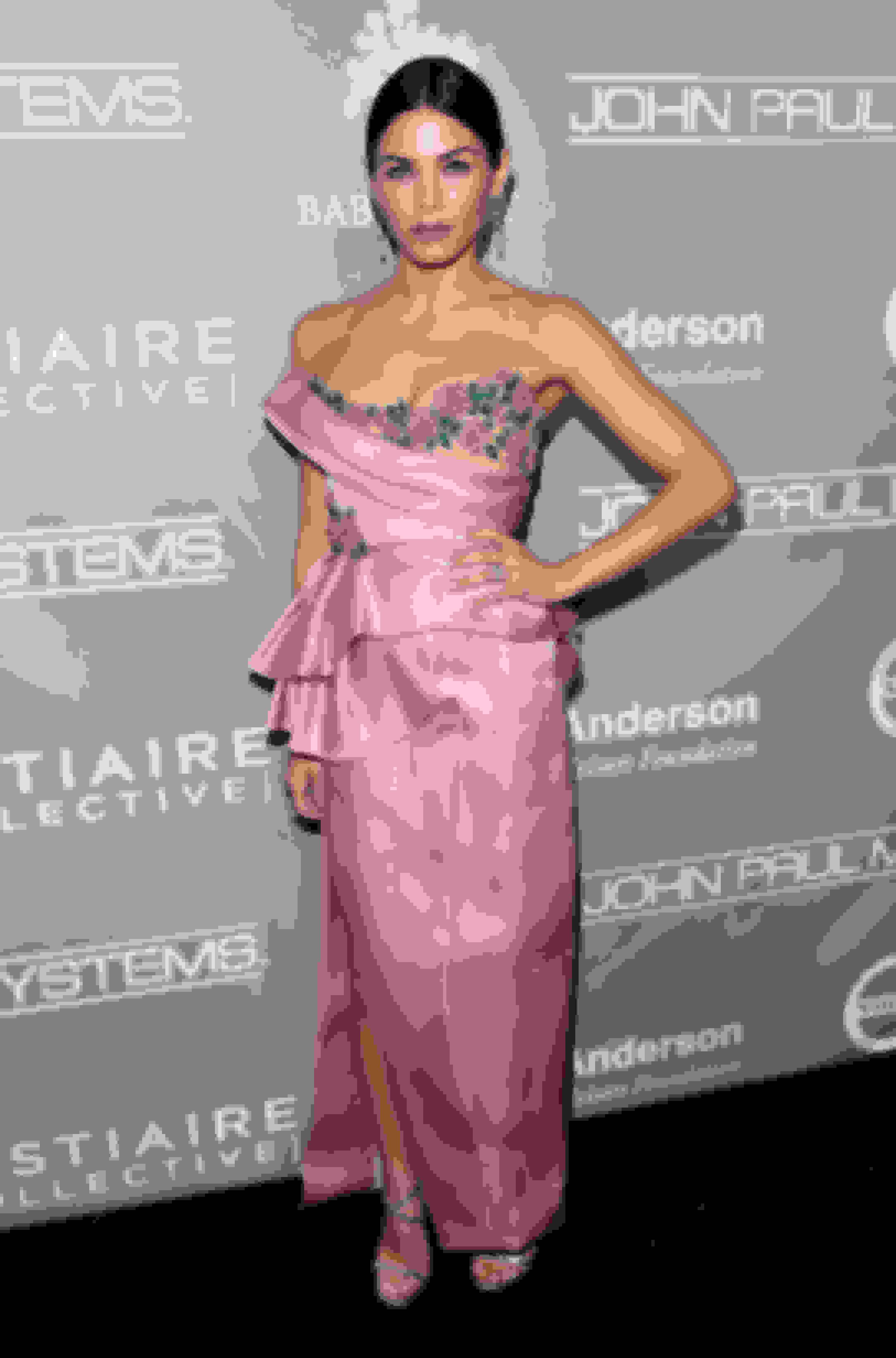 Jenna Dewan Tatum wearing HESPER