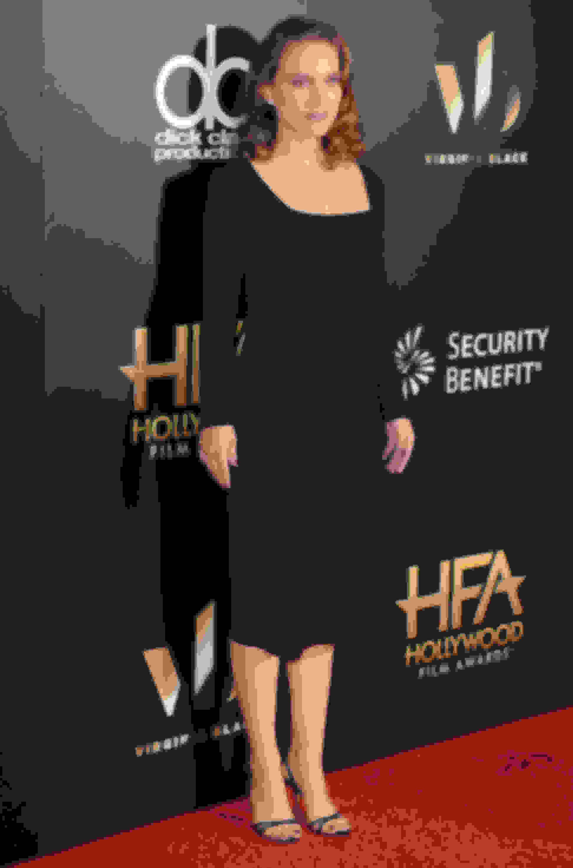 Natalie Portman wearing JASMINE