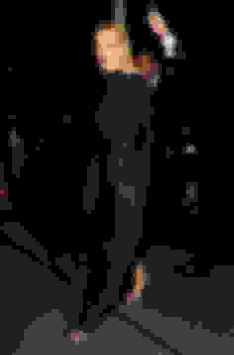 Rosie Huntington-Whiteley wearing MINNY