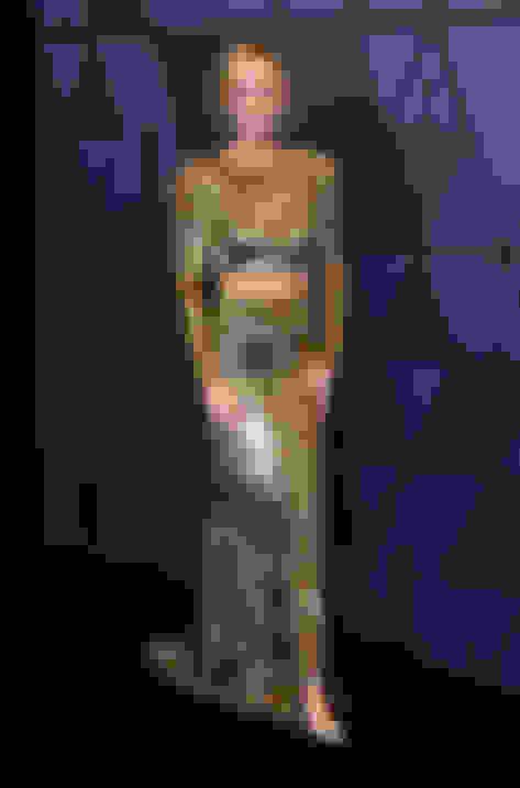 Emily Blunt wearing MISCHA