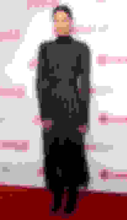 Charlize Theron wearing MAVIS
