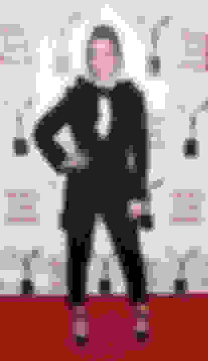 Emily Blunt wearing SMOKEY