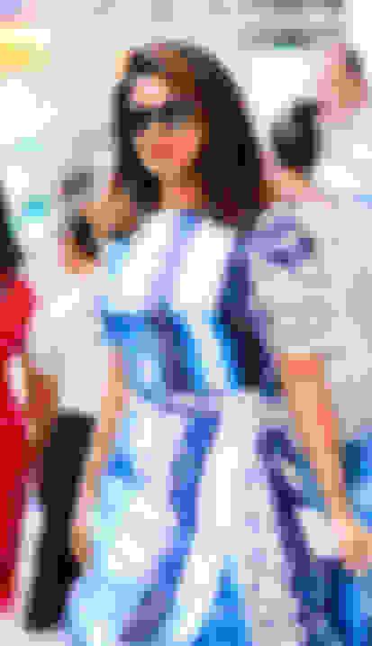 Priyanka Chopra wearing DONNA