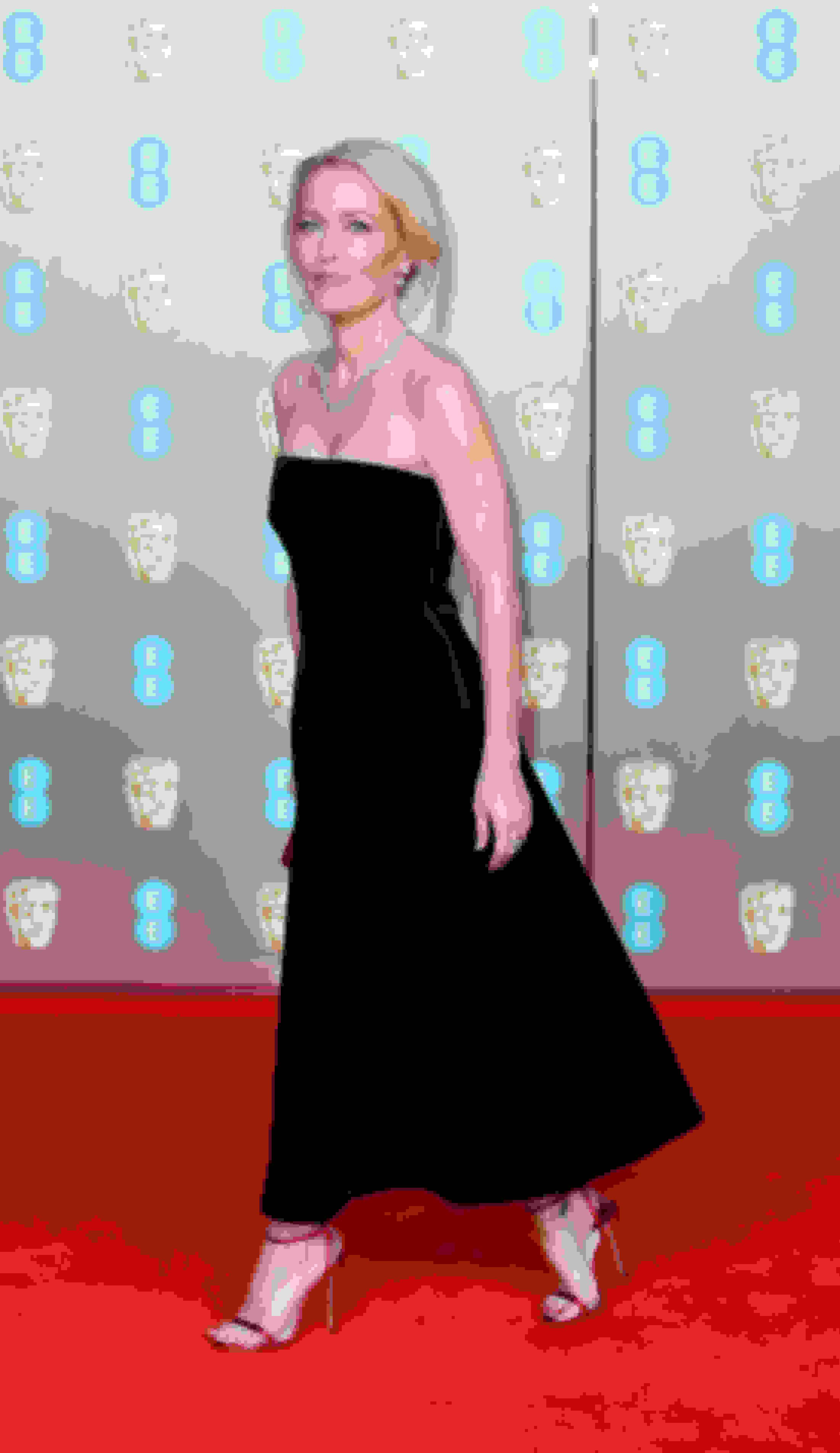 Gillian Anderson wearing MINNY