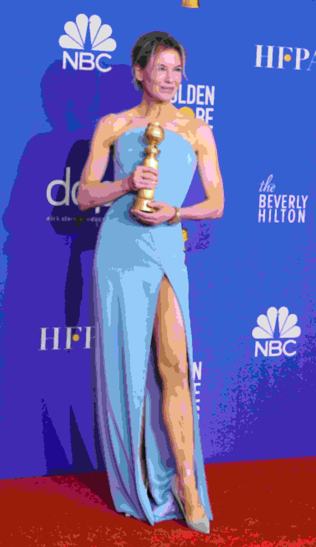 Renee Zellweger wearing ANOUK