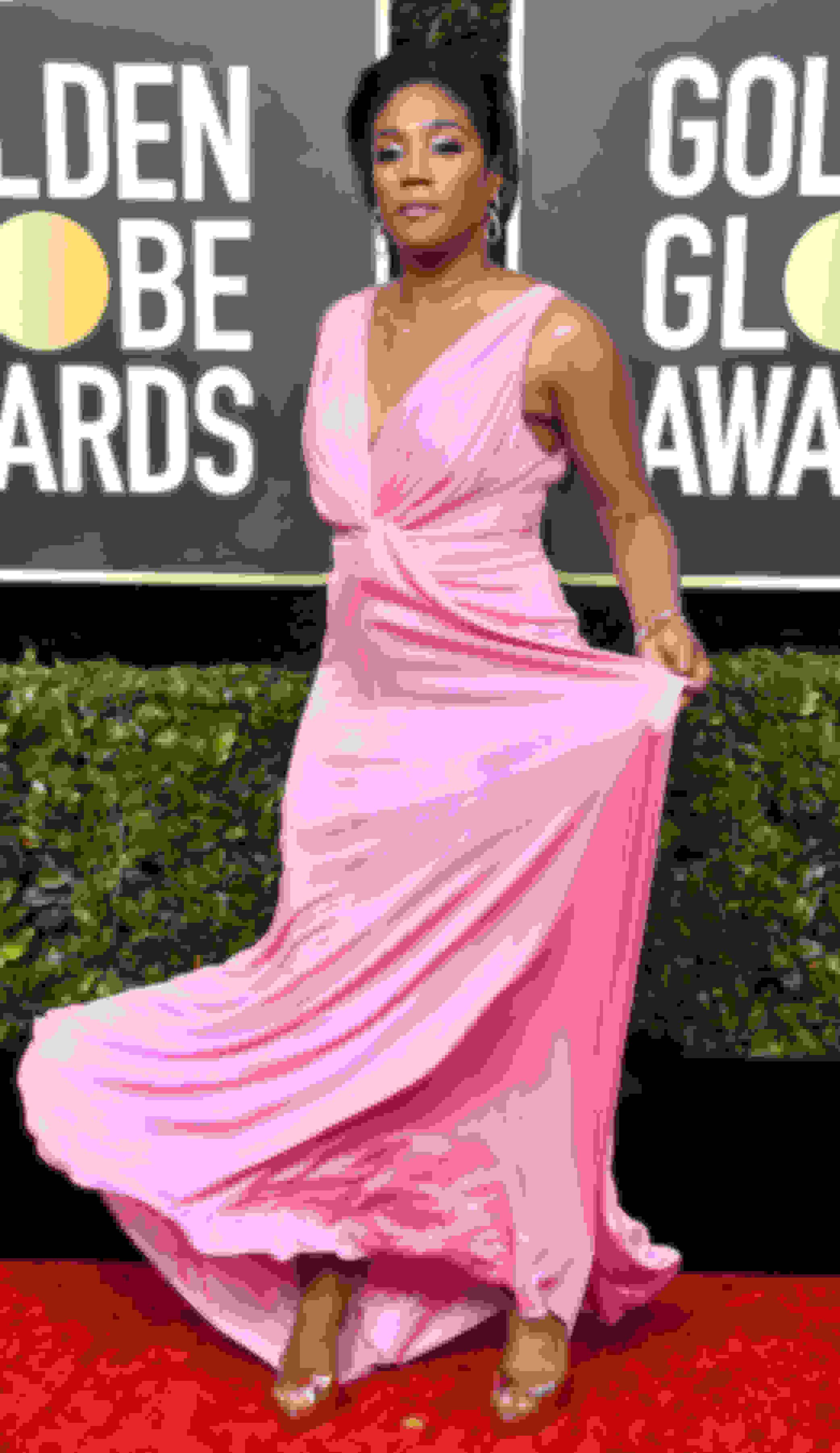 Tiffany Haddish wearing MAX