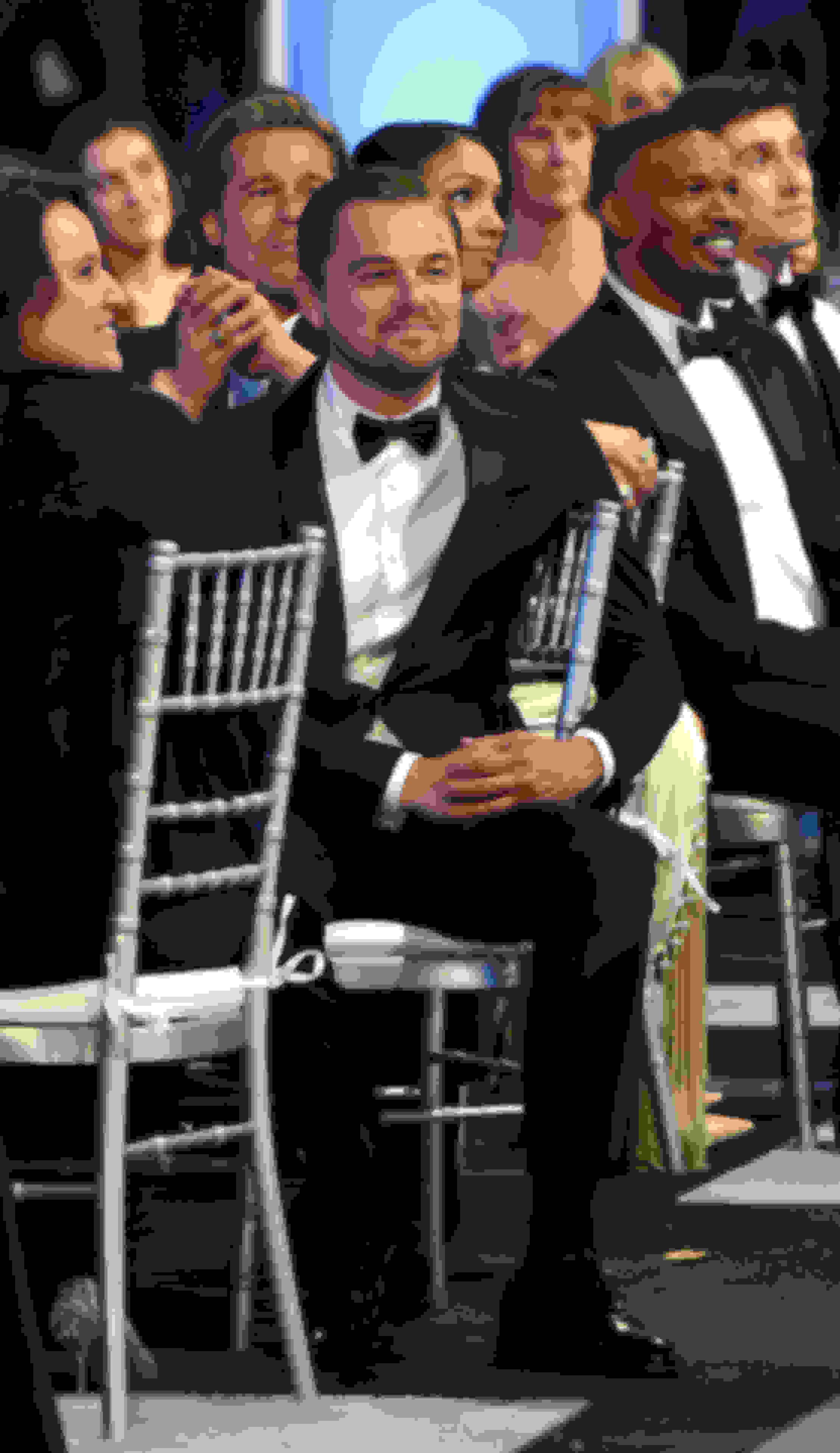 Leonardo DiCaprio wearing FALCON